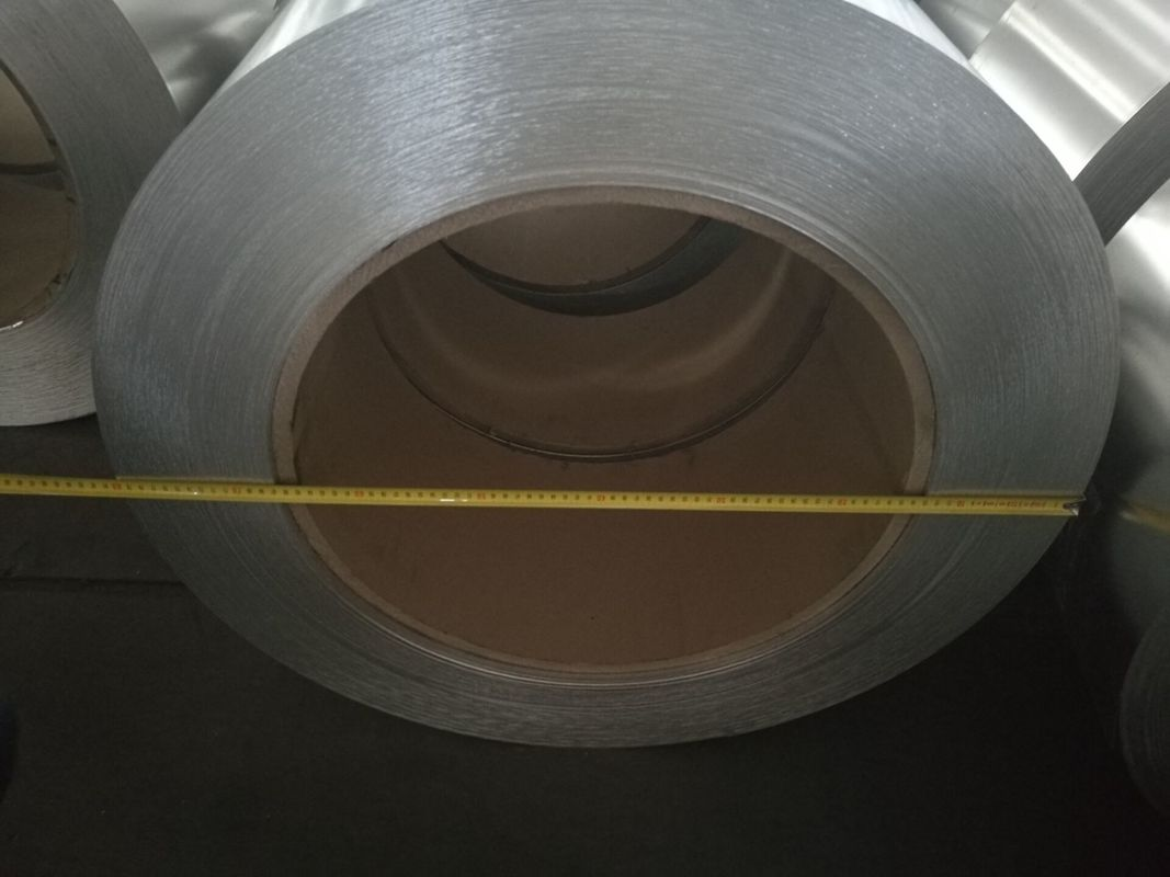 Cold Rolled 3104 Aluminum Sheet Metal Rolls H19 H48 Temper For Can Body / End